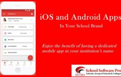 School Software now in Mobile Apps