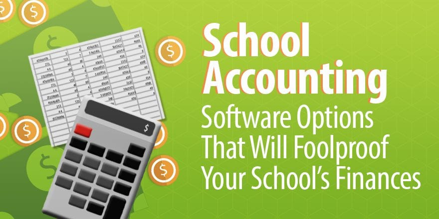 School Accounting Software