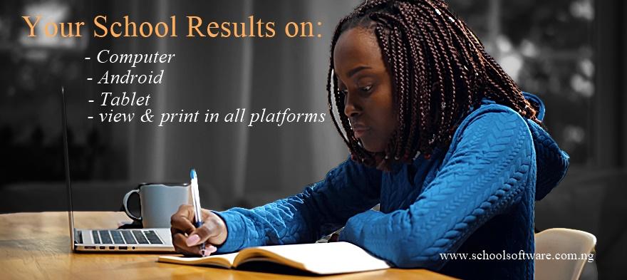 school result checker software