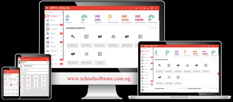 Online School Management System / Software