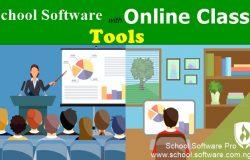 Online Class School Management Software