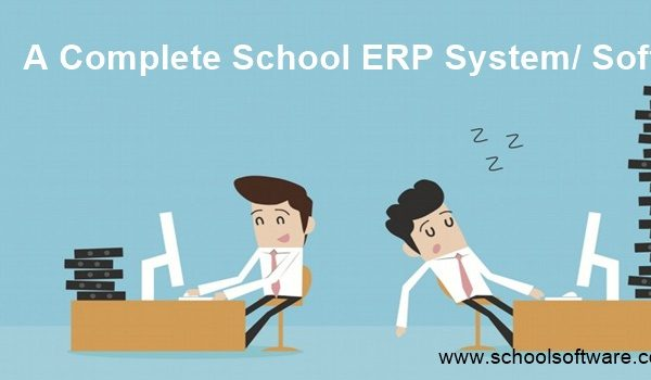 Complete School ERP System/ Software