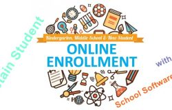 Student Enrollment with Online Admission System