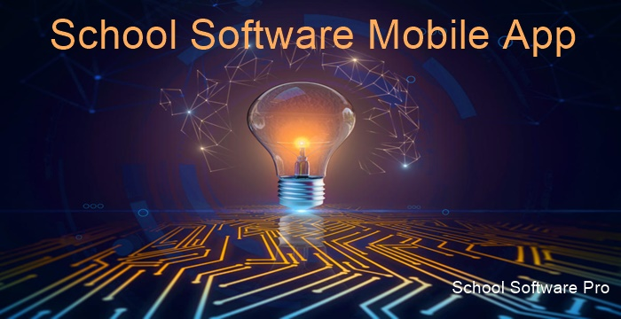 School Management Software/ System Mobile App for Android and iOS users