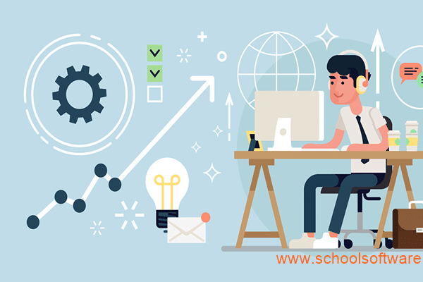e-Learning or online training for Primary, Secondary Schools and Higher Institutions.