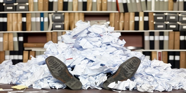 replace Online app with Paper-Based Processes