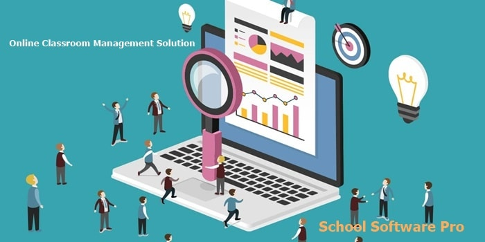 online classroom management solution